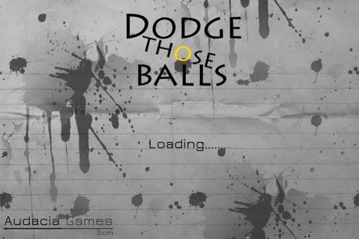 【免費休閒App】Dodge those Balls!-APP點子