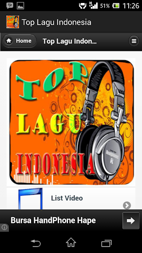 Top Lagu Indonesia