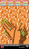 Screenshot of New Manicure Nail Designer