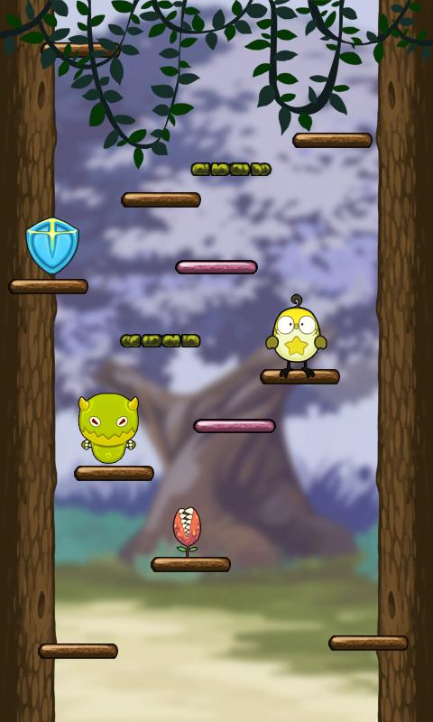 Bird Jump - screenshot