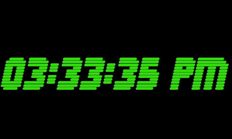 Desk Clock- screenshot