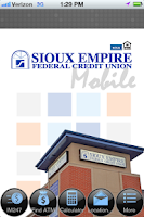 Screenshot of Sioux Empire Fed Credit Union