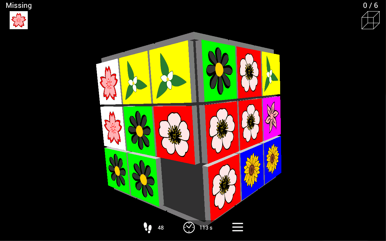 3D Slider Puzzle Pro- screenshot