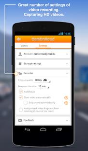 Car DVR & GPS navigator 9