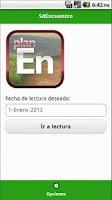 Screenshot of Plan Encuentro 2013 Adventista