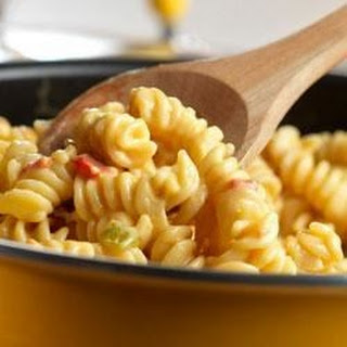 Super Simple Nacho Pasta.