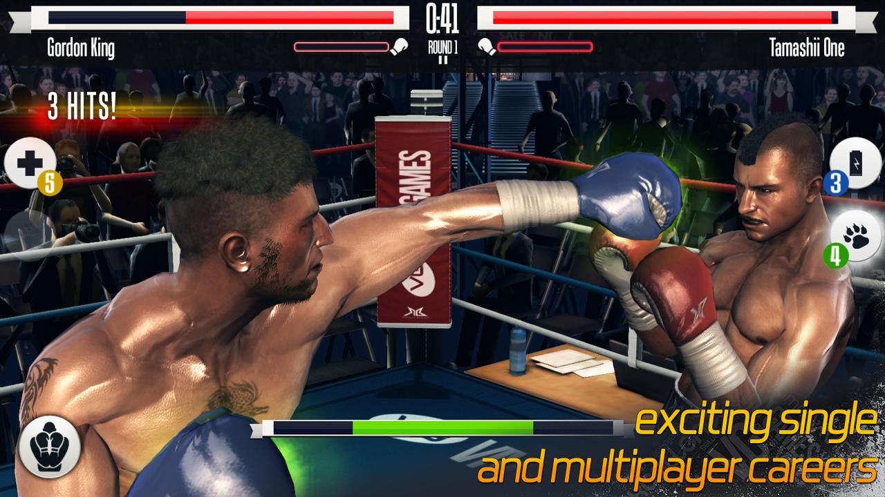 Real Boxing screenshot #17