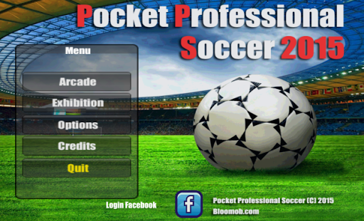 Pocket Professional Soccer