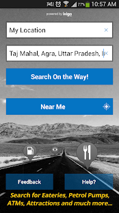 Road Trips Nearby Places Maps- screenshot thumbnail