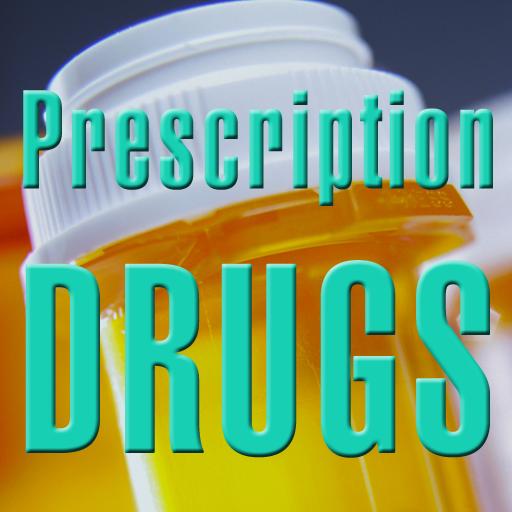 Prescription Drugs Handbook LOGO-APP點子