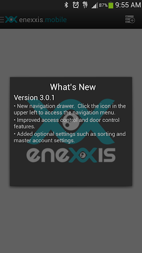 Enexxis Mobile