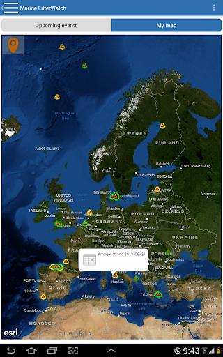 【免費工具App】Marine LitterWatch-APP點子