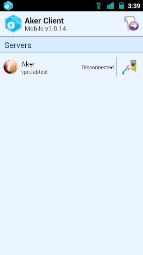 AkerClient Mobile