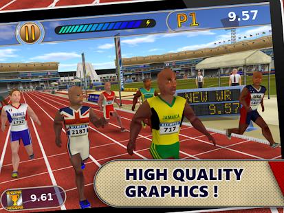 Athletics: Summer Sports Free - screenshot thumbnail