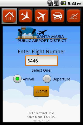 Santa Maria Airport- screenshot