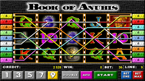 Book of Anubis- screenshot thumbnail