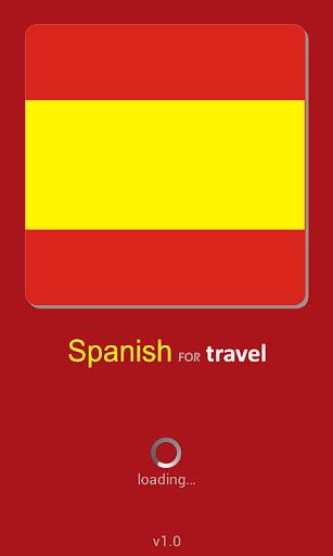 Spanish for travel