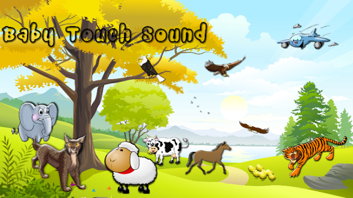 Animal Sounds : Baby Touch App