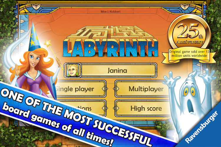 THE aMAZEing Labyrinth- screenshot