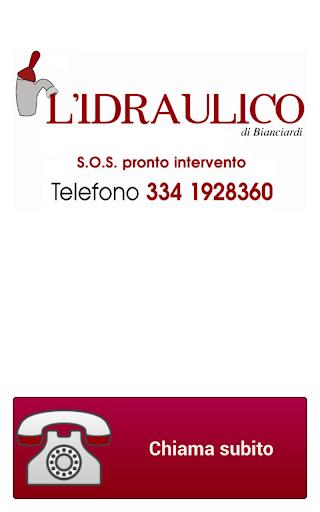 Idraulico Bianciardi Siena