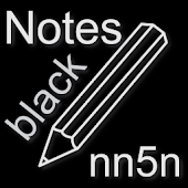 Notes black nn5n