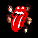 The Rolling Stones iPh. icons logo