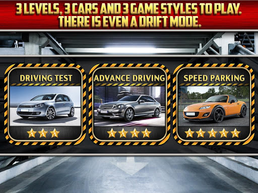 Multi Level Car Parking Games 1.0.1 screenshots 8