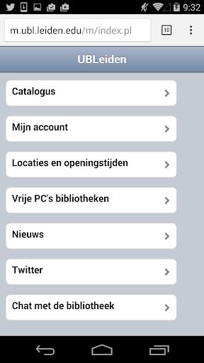 【免費教育App】Leiden Univ-APP點子