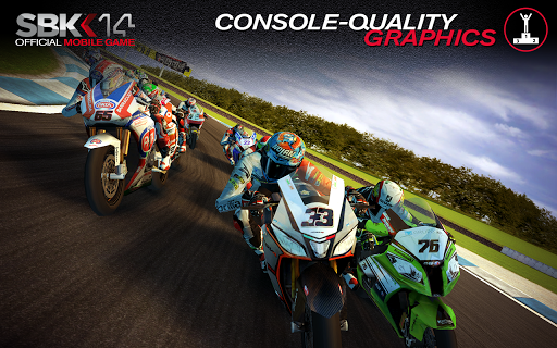 SBK14 Official Mobile Game (Full/All Devices)