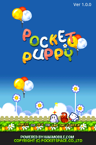 Pocket Puppy - screenshot