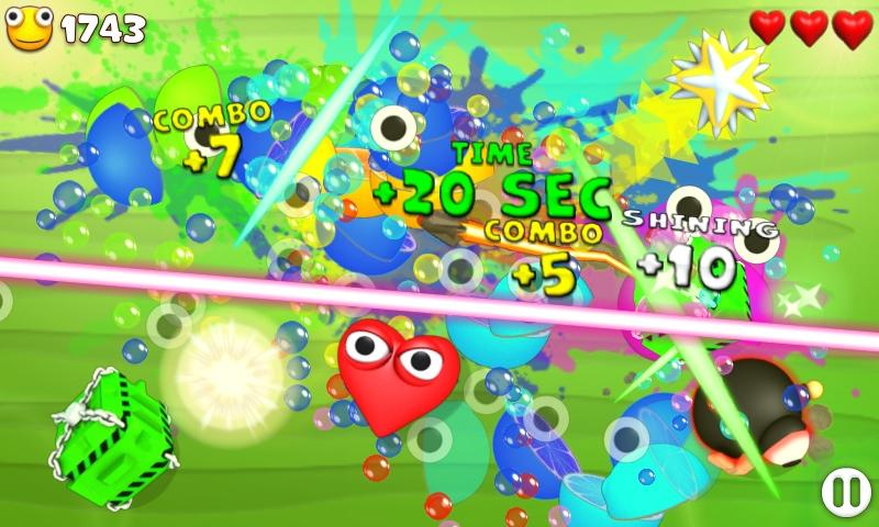 Slice Ballz- screenshot