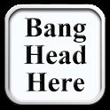 Bang Head Here icon