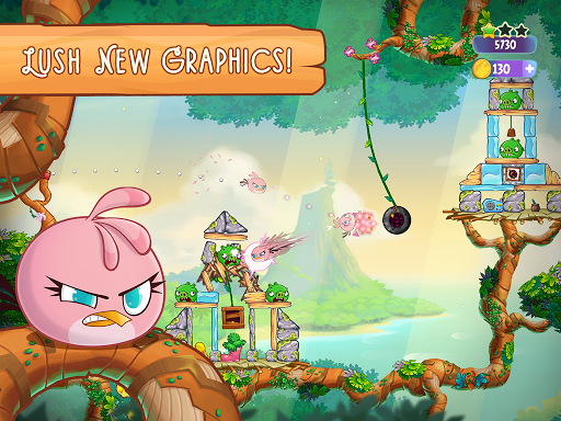 Baixar Angry Birds Stella v1.0.2 / Tudo Desbloqueado AndroidBit