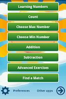Screenshot of Math For Kids (demo)