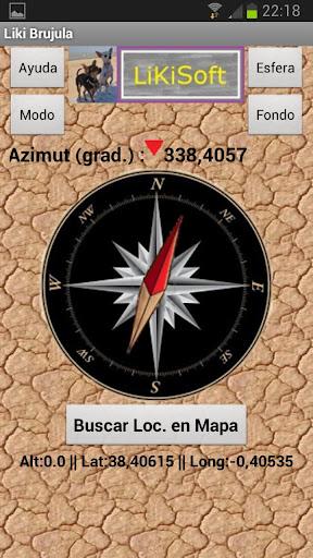 Liki Brújula MAX