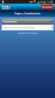 Screenshot of CitiMobile CO