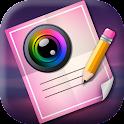 Photo Writer Studio icon