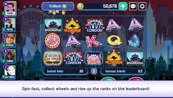 Screenshot of Slots Wheel Deal – free slots