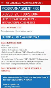 CONGRESSO FIMP 2014- miniatura screenshot