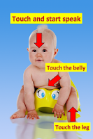 Screenshot of Talking Baby