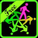 GottaGo! Free – Maps Trips logo