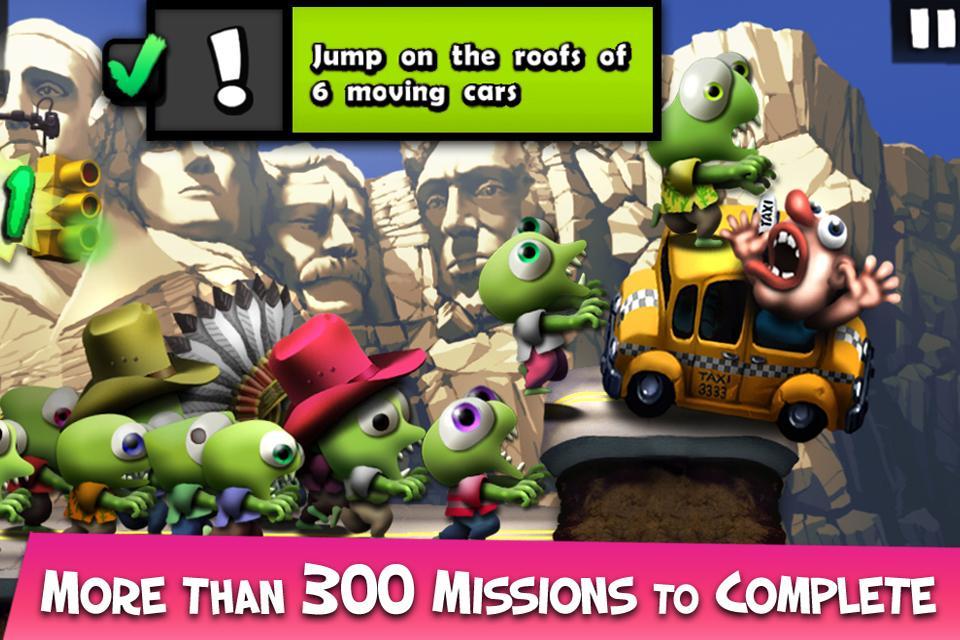 Zombie Tsunami - screenshot