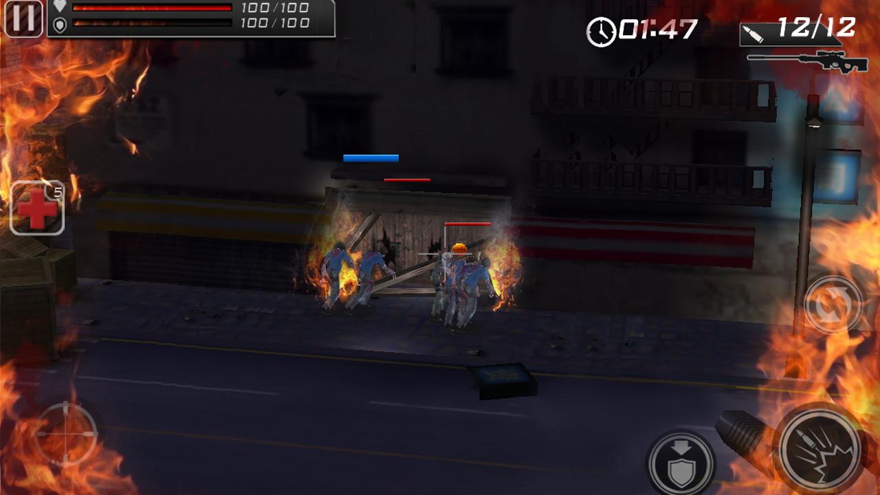 Death Shooter 3D- screenshot