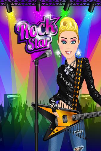Rock Star DressUp Mania Free
