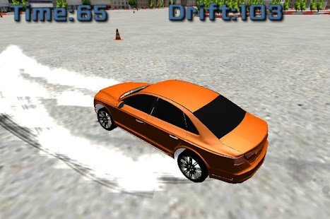 Extreme Drift Simulator