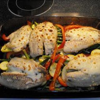 Baked Honey-Lime Tilapia