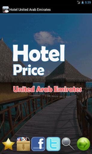 Hotel Price UAE Arab Emirates