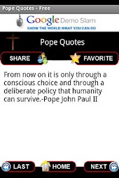 Pope Quotes - Free