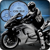 Sport Bike HD Live Wallpaper