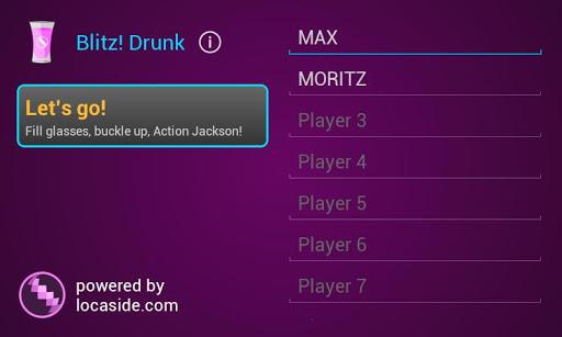 Blitz Drunk ★ Drinking Game ★